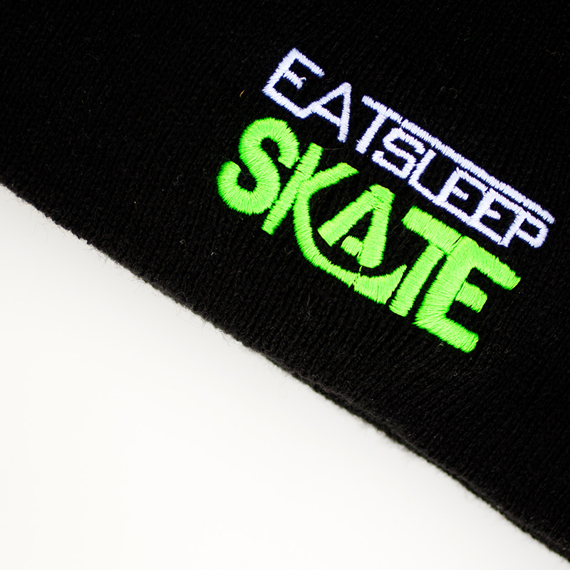 Eat Sleep Skate - Beanie