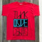 Think Outside The Box - Red