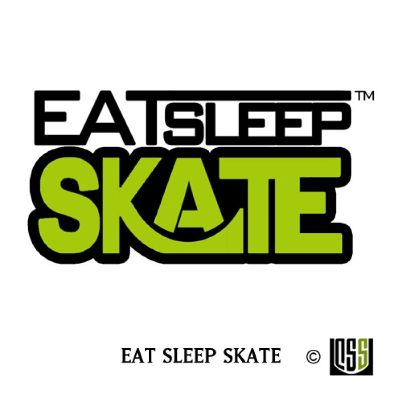 Eat Sleep Skate - Sticker